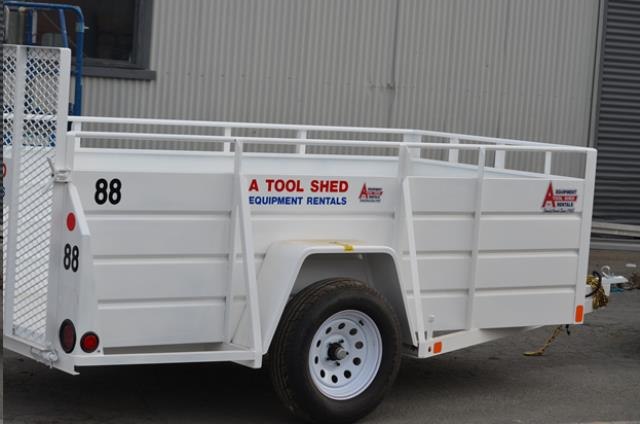 Where to find 5  x 10  UTILITY TRAILER in Campbell