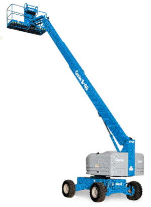Where to find 40  GENIE S40 PERSONNEL BOOM LIFT in Campbell