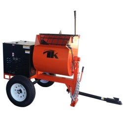 Where to rent 12 CU FT TOWABLE GAS PLASTER MIXER in Campbell CA