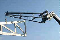 Truss Boom 12 Foot For Frwd Reach Forklift Rentals