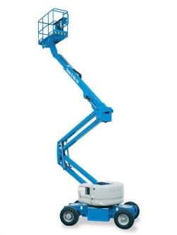 Where to rent 45  GENIE Z45 25 PERSONNEL BOOM  LIFT in Campbell CA