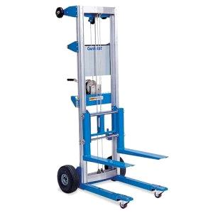 Where to find 12  MATERIAL LIFT 350 POUND CAPACITY in San Jose
