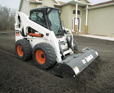 Where to find SKID STEER TRACTOR TILLER, 60  WIDE in Campbell