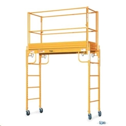 Where to rent 6  STEEL INDOOR SCAFFOLD in Campbell CA