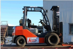 Rental store for 15  WAREHOUSE FORKLIFT 4500 LBS CAPACITY in San Jose CA