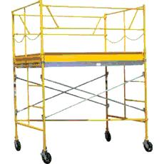 Scaffold Rolling Tower 5 Foot Rentals Campbell Ca Where