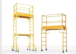 Where to rent 12  STEEL INDOOR SCAFFOLD in Campbell CA