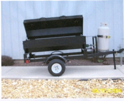 Rental store for TOWABLE PROPANE BARBEQUE with GRILL in San Jose CA