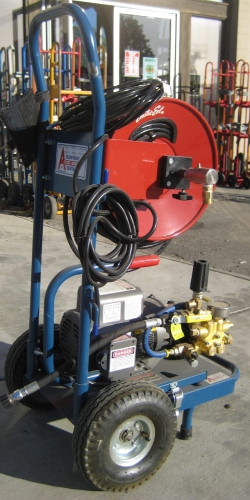 Where to rent 100FT ELECTRIC 1500 PSI SEWER JETTER in Campbell CA
