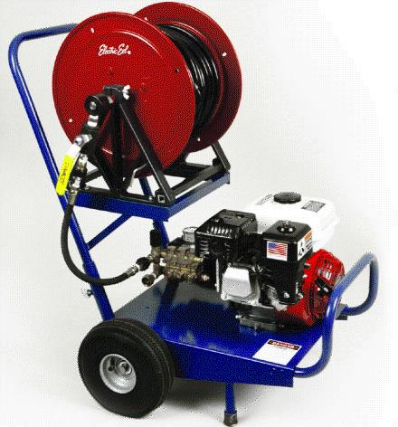 200ft Gas 3000 Psi Sewer Jetter Rentals San Jose Ca