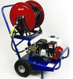 Where to rent SEWER JETTER, 200FT GAS 3000 PSI in Campbell CA