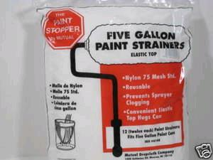 Where to find BAG, AIRLESS PAINT STRAINER in San Jose