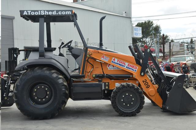 Where to find 4x4 CASE TRACTOR LOADER  4in1 BUCKET in San Jose