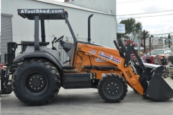 Where to rent 4x4 CASE TRACTOR LOADER  4in1 BUCKET in Campbell CA