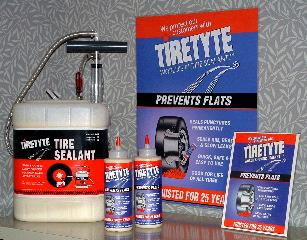 Where to find MONSTER SEAL TIRE SEALANT 32oz in San Jose