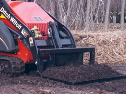 Where to rent MINI TRACK LANDSCAPE ATTACHMENT SK350 in Campbell CA