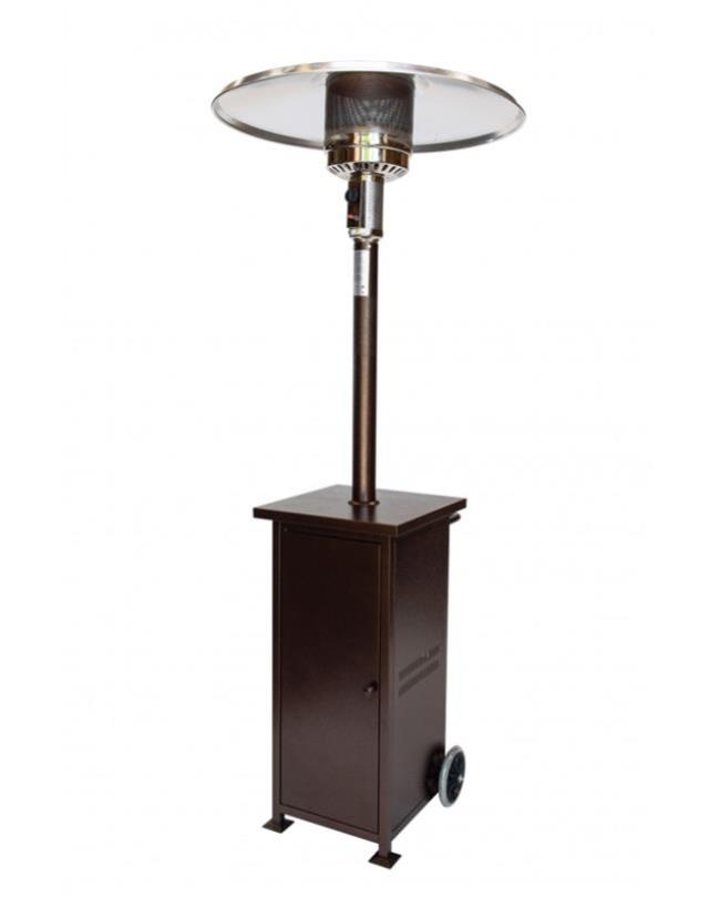 Where To Find 40,000 BTU OUTDOOR PATIO HEATER In Campbell ...