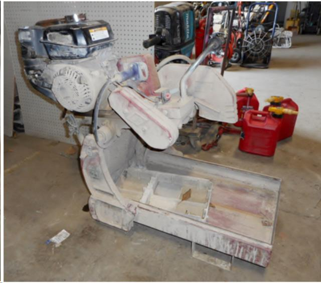 Where to find GAS BRICK SAW in San Jose