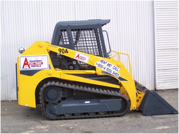 Where to find TRACK SKID STEER LOADER, 66  WIDE in Campbell