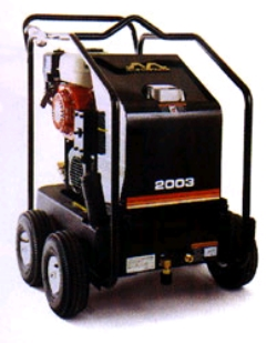 Where to rent PRESSURE WASHER HOT, 2400 PSI DIESEL in Campbell CA