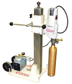 Where to rent CORE DRILL MACHINE in Campbell CA