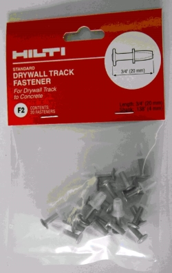 Where to rent HILTI 3 4  DW FASTENER in Campbell CA