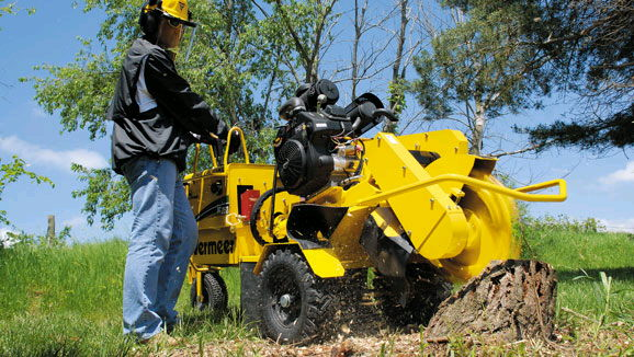 Where to find STUMP GRINDER, COMMERCIAL in Campbell