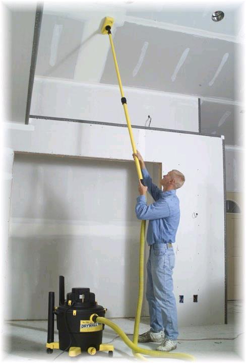 Dustless Drywall Sander Attachment Rentals Campbell Ca