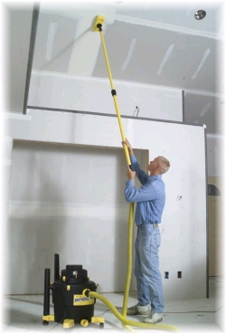 Where to rent DUSTLESS DRYWALL SANDER ATTACHMENT in Campbell CA