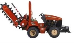 Where to rent 42  DEPTH RIDE-ON TRENCHER in Campbell CA