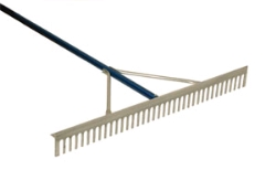 Where to rent RAKE, LANDSCAPER COMB in Campbell CA
