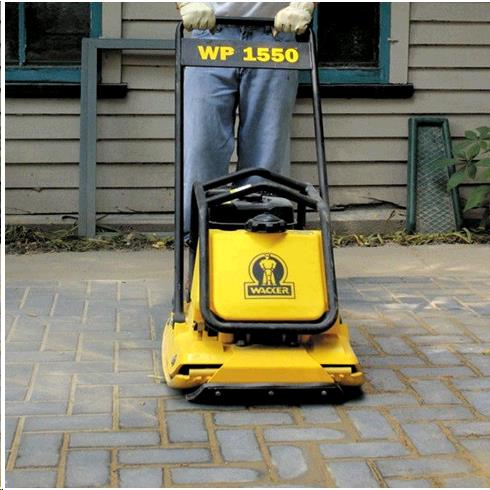 Plate Compactor Driveway Pavers Rentals Campbell Ca Where