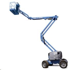Where to rent GENIE INDUSTRIES Z45 25J 4x4 BOOM LIFT in Campbell CA