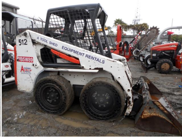 Where to find 60  SKID STEER TRACTOR LOADER in Campbell