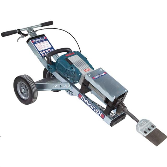 Where to find JACKHAMMER TILE REMOVER on CART KIT in Campbell