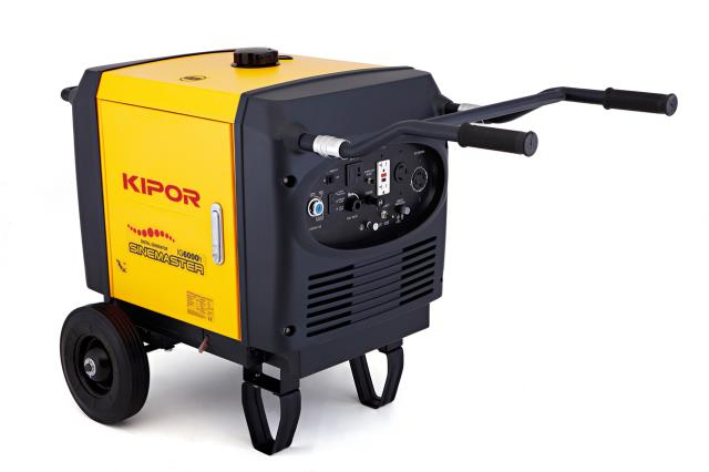 Where to find 6000 WATT SILENCED GAS GENERATOR in San Jose