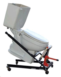 Where to rent TOILET JACK in Campbell CA