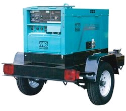 Where to rent 400 AMP WELDER   14 KW GENERATOR in Campbell CA