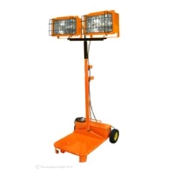 Where to rent FLOOD LIGHT DUAL FIXTURE 500 WATT EACH in Campbell CA