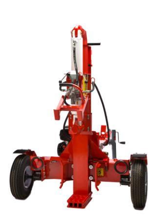 Barreto 920ls 20 Ton Log Splitter Sales Campbell Ca Where