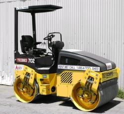 Where to rent 48  VIBRATORY ROLLER in Campbell CA
