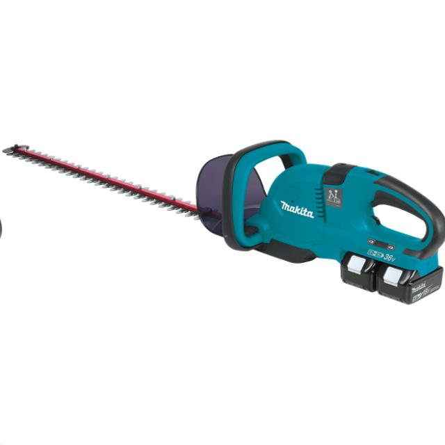 Where to find HEDGE TRIMMER 25  MAKITA 36V CORDLESS in Campbell