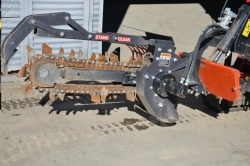 Where to rent SK750 30  DEPTH TRENCHER  ATTACHMENT in Campbell CA