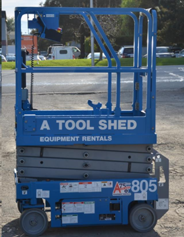 Where to find 13  GENIE GS-1330 ELECTRIC SCISSOR LIFT in San Jose