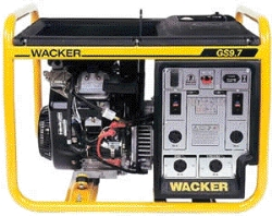Where to rent 6000 WATT GAS GENERATOR in Campbell CA