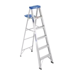 Rental store for 6  ALUMINUM STEP LADDER in San Jose CA
