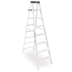 Where to find 8  ALUMINUM STEP LADDER in San Jose