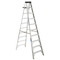 Rental store for 10  ALUMINUM STEP LADDER in San Jose CA