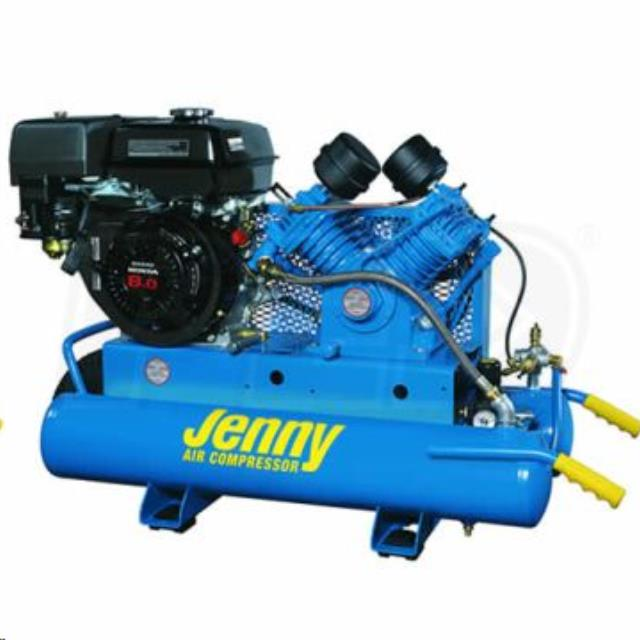 Where to find AIR COMPRESSOR 14 CFM  GAS in Campbell