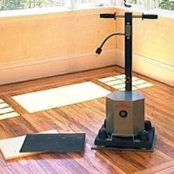 Where to rent HARDWOOD FLOOR SANDER, ORBITAL 12 x18 in Campbell CA